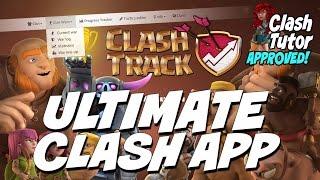 Ultimate Clash of Clans App: Clash Track