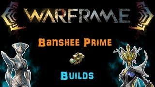 [U22.14] Warframe: Banshee Prime - Resonating Quake Nuke & CC Build [1 Forma] | N00blShowtek