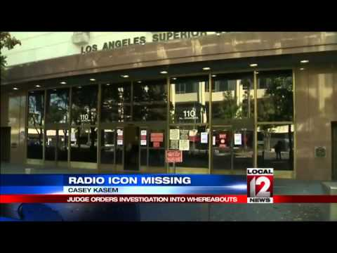 Judge orders investigation into whereabouts of Casey Kasem