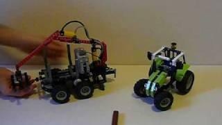 Lego technic #8049