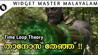 End game new time loop theory explained in malayalam