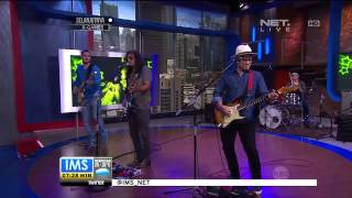 Performance Baim dan Gugun Blues Shelter - Tap DancerIMS