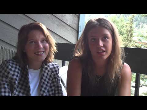 Lea And Adele Talk Blue Is The Warmest Color At Telluride Film Festival video