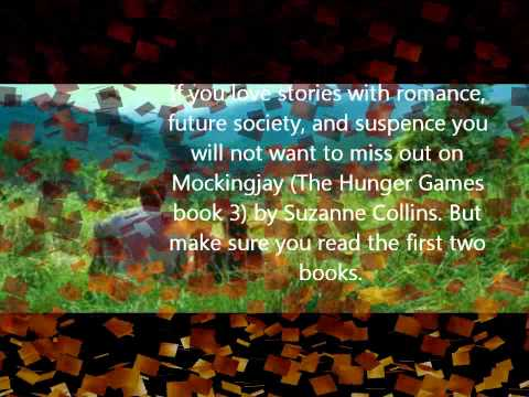 Mockingjay (The Hunger Games book 3) Book review