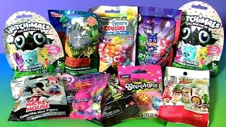 HATCHiMALS BLIND BAGS COLLECTION PJ MASKS Mickey CARE BEARS Hatchimals CollEGGtibles Color Changers