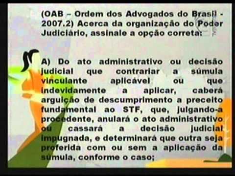 Poder Judiciário No Brasil 05