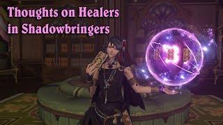 FFXIV: Shadowbringers - Tsuki's Thoughts on Healer Changes (NA Media Tour)