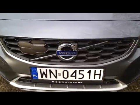 VOLVO V60 CROSS COUNTRY Na AUTO-TURYSTYKA.PL