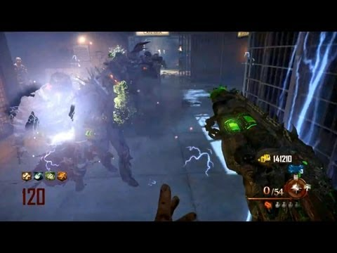 [120 VAGUES] Black Ops 2: Mob of the Dead Zombie Gameplay + Stratégie par Belogoal