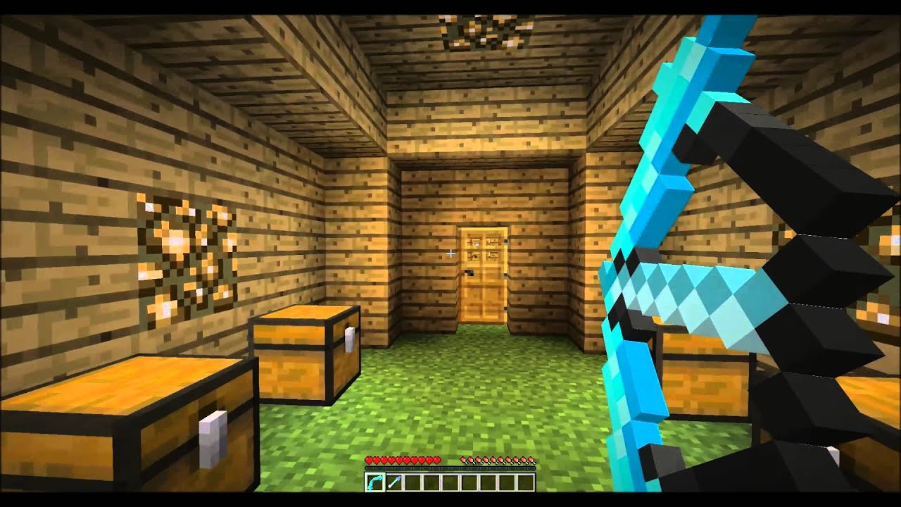 V02 LoLCraft A League Of Legends Minecraft Mod YouTube