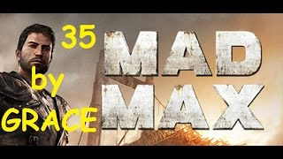 MAD MAX gameplay ita ep  35 LE SABBIE NERE by GRACE