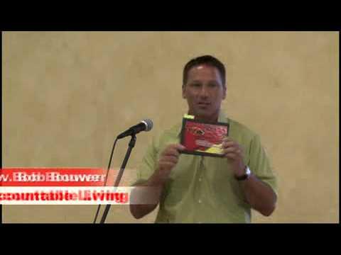 Accountability Living: session 1, Christian Service Ministries Seminar, Bob Bouwer