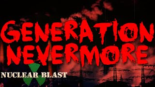 DESTRUCTION - Generation Nevermore (Lyric video)