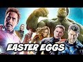 Avengers Endgame Easter Eggs and Ending Scenes Breakdown Part 2