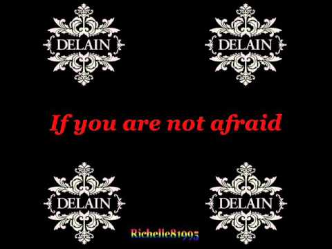 Delain - My Masquerade [Lyrics]