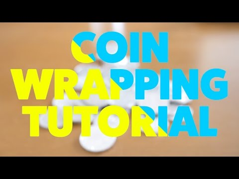 download lagu Coin Wrapping No Sticky Tape Tutorial gratis
