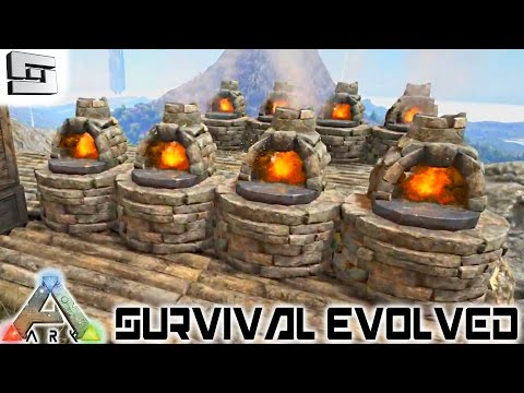ARK: Survival Evolved - BEST WAY TO GET METAL! E28 ( Gameplay )