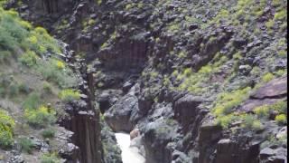 Tapeats Creek flyover