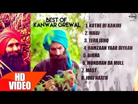 Best Of Kanwar Grewal | Audio Jukebox | Punjabi Song Collection | Speed Records