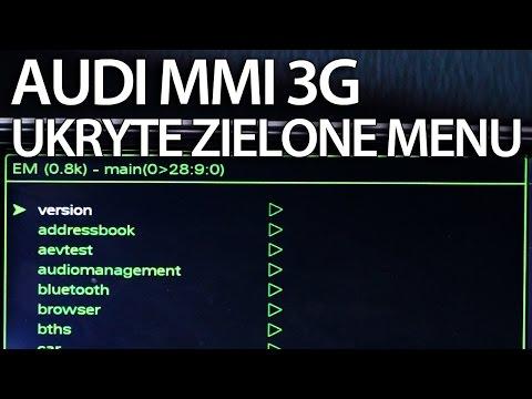 Jak Odblokować Ukryte Zielone Menu Mmi 3g Mr Fixpl