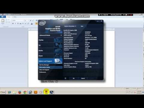 how to run Nfs rivals on intel hd 3000