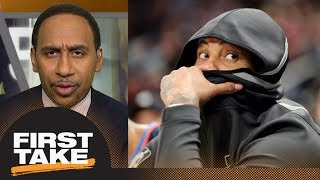 Do you believe Carmelo Anthony? Stephen A. Smith says