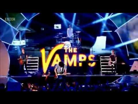 The Vamps - BBC Radio 1's Teen Awards 2014 (Full)