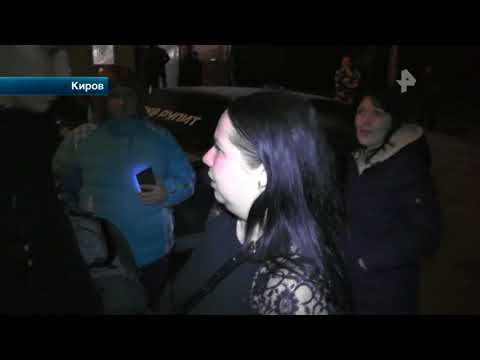 В Кирове в одном из баров вспыхнула массовая драка