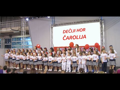 Deca su ukras sveta deciji hor Carolija