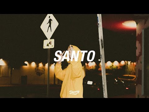 """Santo"" - Sad Guitar Trap Type Beat 