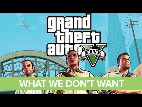 GTA V: 7 Things We Don't Want