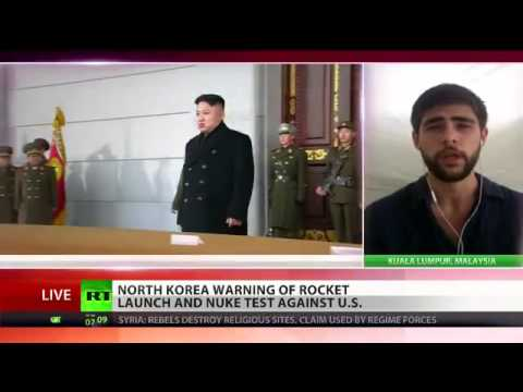 BUILD up to WW3! North Korea promises NUCLEAR MISSILE STRIKE on WASHINGTON in DECEMBER 2013