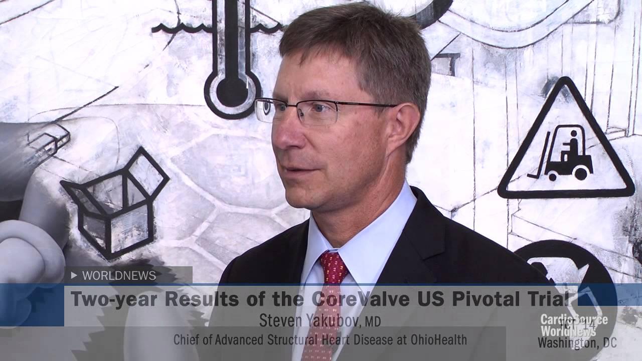 Medtronic CoreValve Evolut R U.S. Clinical Study - Full ...