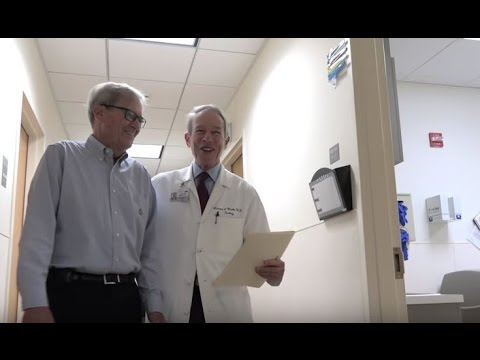 Dwight's Story Update: Prostate Cancer Treatment