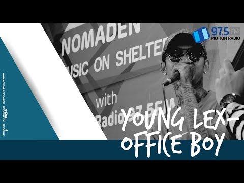 download lagu YOUNG LEX - OFFICE BOY  LIVE AT NOMADEN gratis