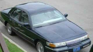 The History of the Mercury Grand Marquis