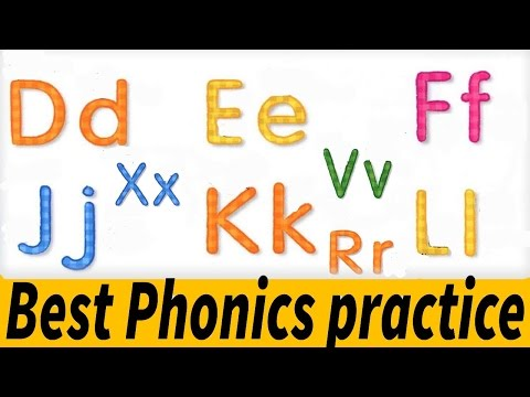 English Phonics Reading For Kids video
