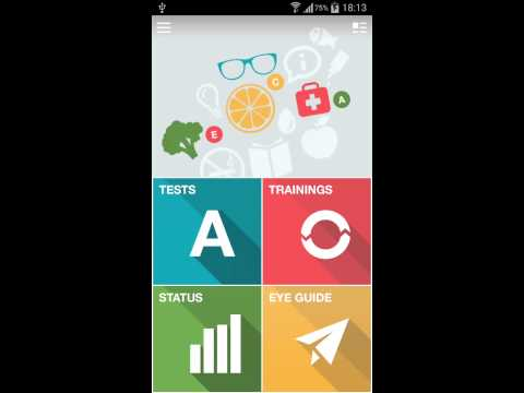 Eye Care Plus screenshot for Android
