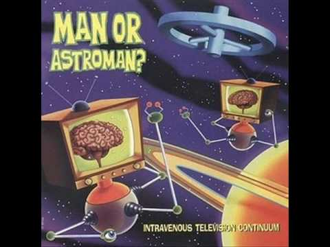 Man Or Astro-man - Put Your Finger In The Socket
