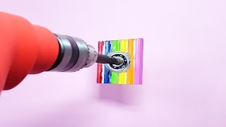 How To Make A Fidget Spinner Out Of Colored Pencils