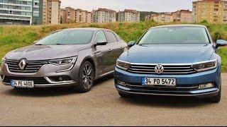 Renault Talisman vs VW Passat  - Karşılaştırma