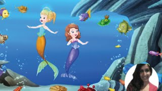 Sofia The First - Once Upon A Princess + Sofia The First - The Floating Palace Movies - Review