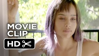 The Road Within Movie CLIP - Vincent Meets Marie (2015) - Dev Patel, Zoë Kravitz Movie HD