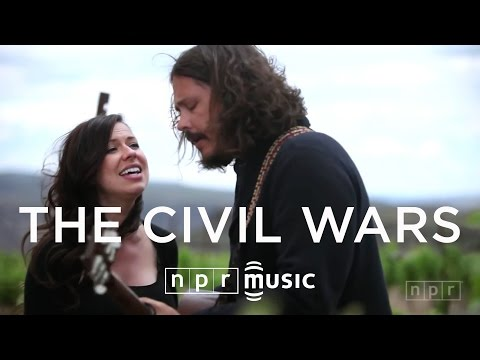 The Civil Wars: NPR Music Field Recording