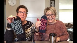Grocery Girls Knit Episode 73