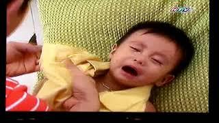Game show khi me vang nha gia dinh anh Minh Hoang - chi Tu Anh