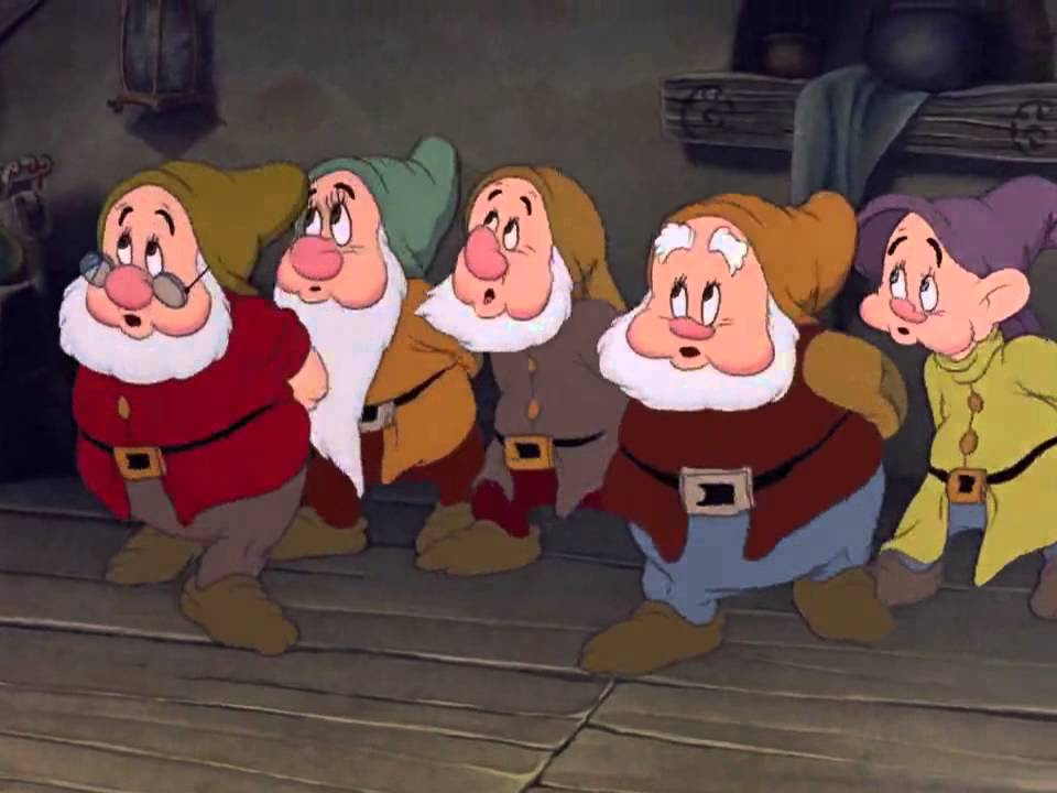 Snow white 7 dwarfs part 9 6
