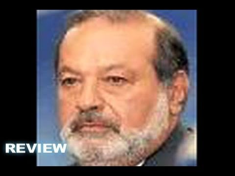 Carlos Slim is the riches man in the world Tops Forbes billionaires list 2nd year Review