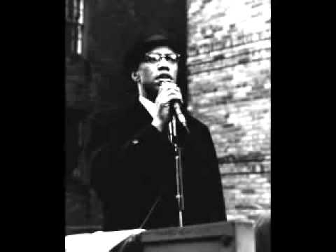 Malcolm X   A Message to the Grassroots   November 10, 1963