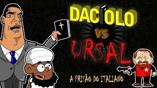 CABO DACIOLO VS. URSAL - A PRISÃO DO ITALIANO